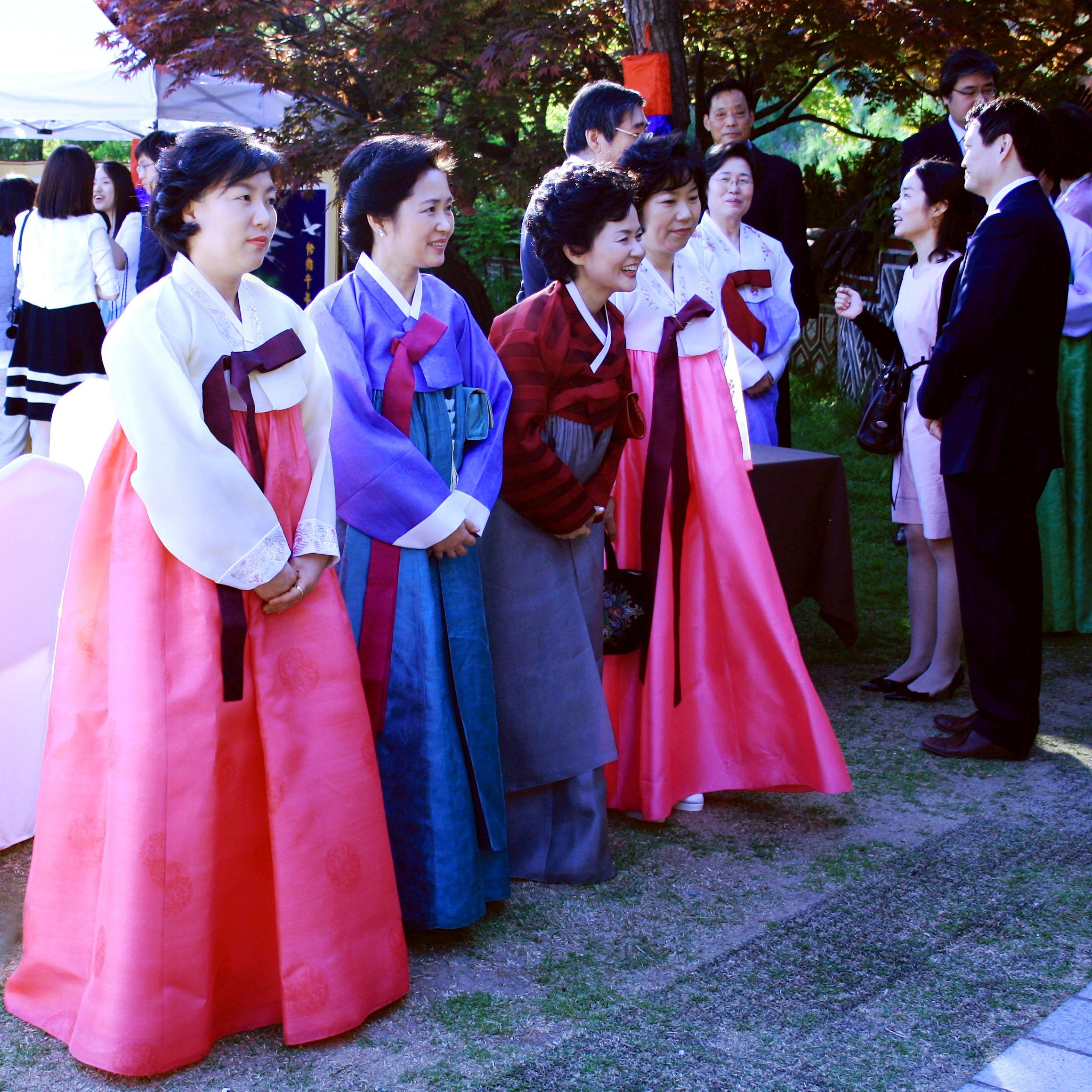 korean wives